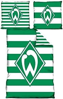 Unbekannt SV Werder Bremen Wende Bettwäsche Streifen