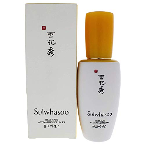 Sulwhasoo First Care Activating Serum, 3 Fluid Ounce (90 ml)