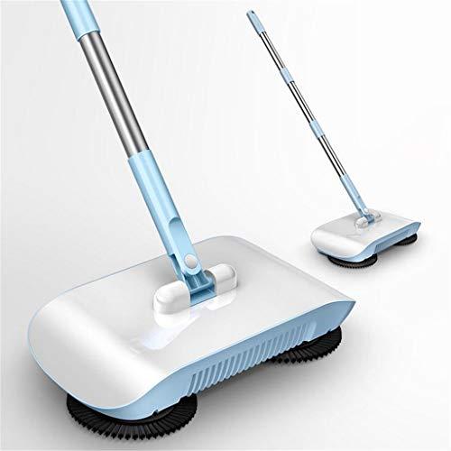 LEEDY Hand Push Sweeper Home Kehrmaschine Wischmaschine Staubsauger Reinigungswerkzeuge Wisch Sweeping