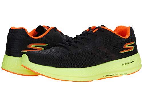 Skechers Women's Razor 3 Running Shoe, Black/Yellow - 5H