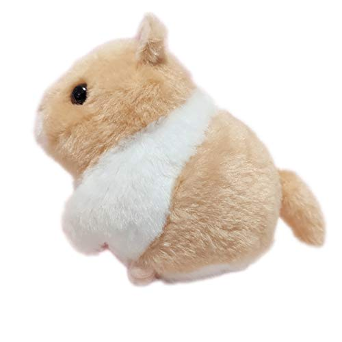 Forart Clockwork mouse toy cat dog pet clockwork mouse mouse toy, wind up plush mouse toy cat catch toy, cat kitten play and chase moving funny toy