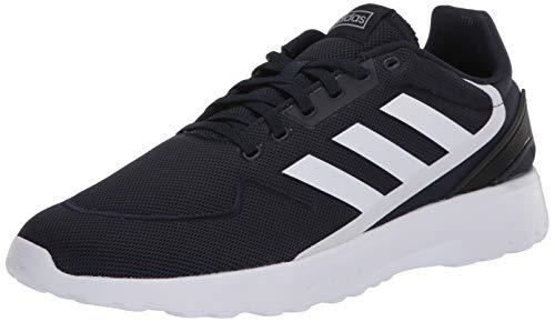 adidas Men's Nebzed Running Shoe, Legend Ink/FTWR White/Dash Grey, 13 M US