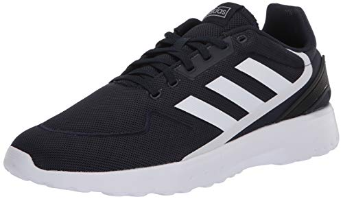 adidas Men's Nebzed Running Shoe, Legend Ink/FTWR White/Dash Grey, 13 M US