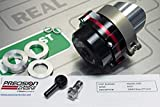 Precision Turbo PBO083-2005 PB50 Race Blow-Off Valve 50 mm Universal Fit Compati