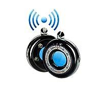 スパイウェア対策隠しカメラ検出器赤外線ポータブルパーソナルセキュリティアラーム、防衛緊急警報安全動作振動センサー