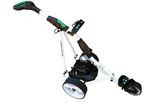 Carro eléctrico de Golf Pro Kaddy Modelo D3B GTX con batería Litio 20amp