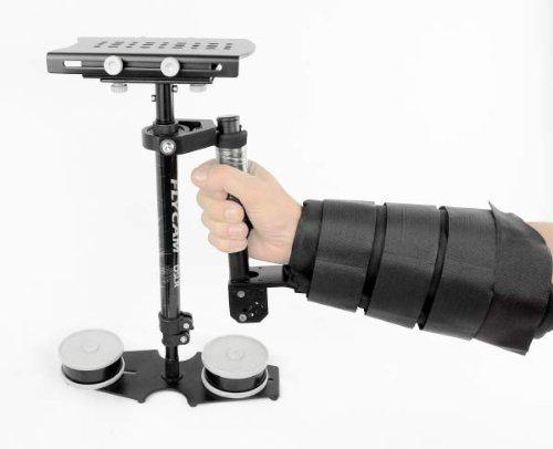 Flycam DSLR-nano - Estabilizador para cámara con brazo (reposabrazos)