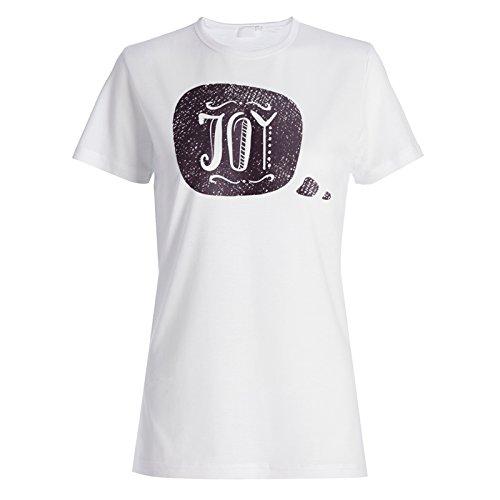 Joy Luxury Collection Parts Masks New Art Camiseta de Las Mujeres c512f