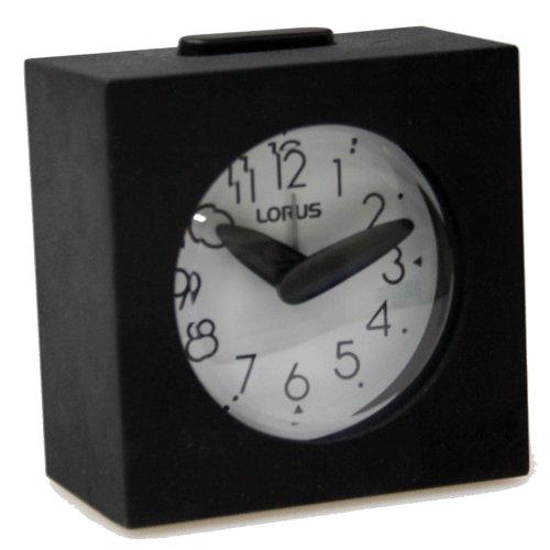 Lorus LHE-020 - Reloj Despertador analógico de sobremesa - Luz y Repetición...