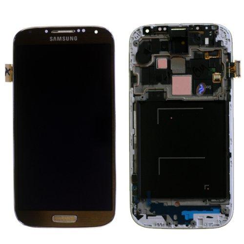 Samsung MEA Front Octa LCD-Display für GT_I9505, Braun