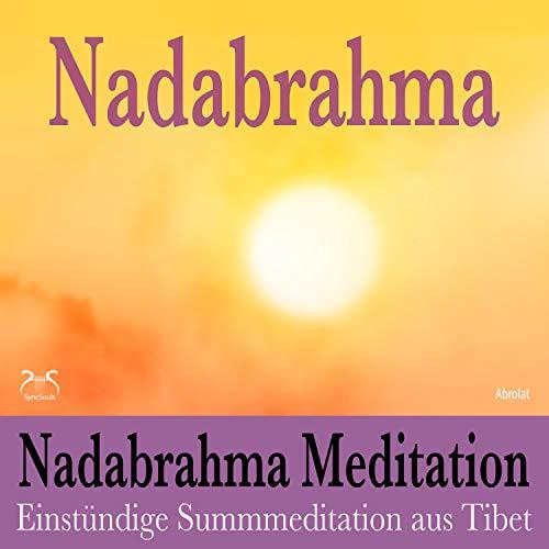 Nadabrahma Meditation cover art