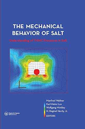 The Mechanical Behavior of Salt – Understanding of THMC Processes in Salt: Proceedings of the 6th Conference (SaltMech6), Hannover, Germany, 22–25 May ... Water and Earth Sciences) (English Edition)