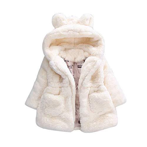 Adelina baby kinderen katoen winterjas lief trenchcoat elegante wollen mantel baby Vacation geschenken meisjes winter warm capuchon hazenoren bovenkleding effen outwear jas jas jas