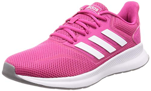 adidas Runfalcon, Zapatillas de Entrenamiento Mujer, Rosa Magrea Ftwbla Gritre 000, 39 1/3 EU