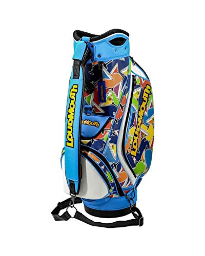 Cheapest Prices! Loudmouth New Cocktail Party 11 Inch Staff Golf Bag