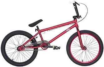 Dave Mirra Boys 8110-06T 20-Inch Redefin/Mirraco Bike, Bright Red/Black/White