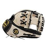BUCKLER 'Phalanx' Series - Premium USA Steerhide Adult Baseball Gloves - Infield - 11.5' - RHT