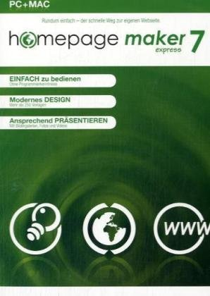 Homepage Maker 7 express