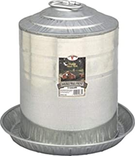 LITTLE GIANT Galvanized Double Wall Founts