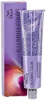 Wella Professionals Illumina Permanent Hair Color - 9/60 Very Light Violet Natural Blonde