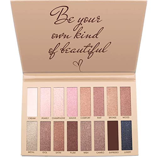Budget Proof Gifts for Women Under 20 Dollars - Best Pro Eyeshadow Palette Makeup