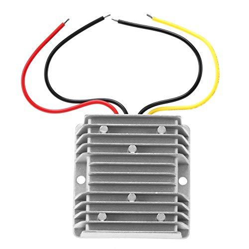 Configure la fuente de alimentación de los vehículos Regulador del convertidor de voltios Alta eficiencia DC-DC 10A 12V a 24V Alta potencia para Robots Paneles fotovoltaicos