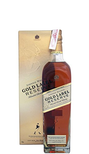 Johnnie Walker Gold Reserve  Blended Whisky (1 x 1 l)