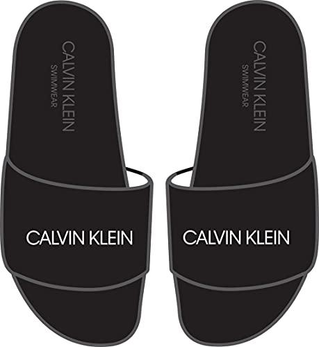 CALVIN KLEIN SANDALS UNISEX KK0KK00075 PVH BLACK 34
