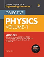 Objective Physics Vol-1 for Engineering Entrances 2020 (Old Edition)