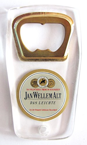 Brauerei Schlösser - Jan Wellem Alt - Flaschenöffner