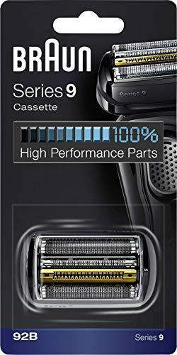 Braun Series 9 92B Elektrischer Rasierer Scherkopfkassette – schwarz