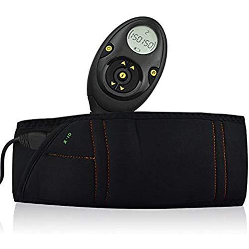 Woqook Gowsch EMS Bauchtrainingsgürtel Bauchmuskeltrainer USB