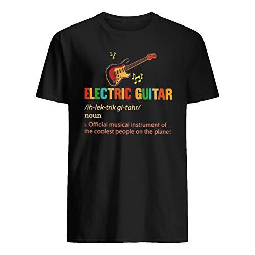 ShingoC Ltd - Camiseta de guitarra eléctrica para perro de las personas...