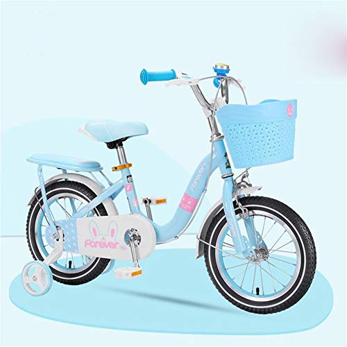 TANGIST Sport 14 16 18inch Walker Children's Bicycles to Balance Security Training 2 Wheels Cute Girls Outdoor Kickstand Cycling Kids' Bikes& Accessories Outdoor