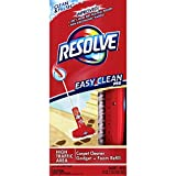 Resolve Easy Clean Pro Carpet Cleaner Gadget & Foam Spray Refill, 22 Fl Oz