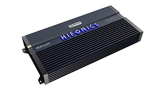 Hifonics H35 3000.1D 3000W Hercules Super Class-D 1-Ω Stable Monoblock Amplifier