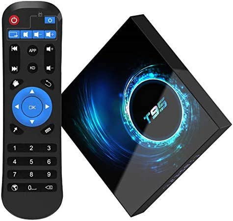 Android 10 0 TV Boxes T95 Android Box Allwinner H616 Quad Core with 4GB DDR 64GB ROM Streaming product image