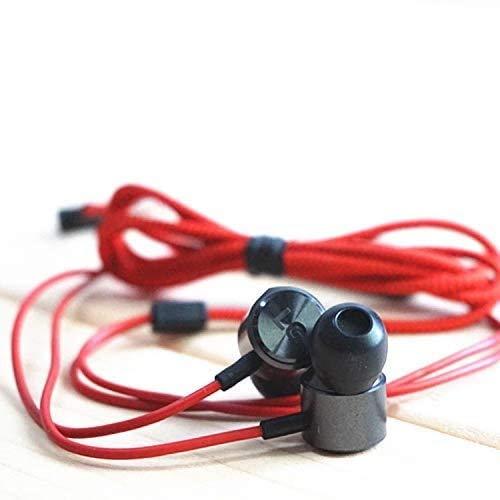 FidgetFidget LE630 QuadBeat 3 - Auriculares in-Ear para LG V10 V20 V30 G4 G3