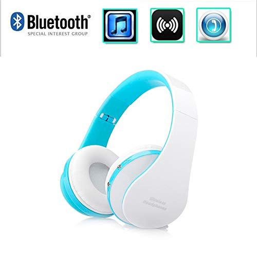 CITEJ Super Bass Bluetooth 4.0 Hoofdtelefoon Over Ear Stereo Draadloze Headset Met Microfoon SD-kaart Speel Kop-Gemonteerd Bluetooth Oortelefoon voor Computer PC Hoofd Telefoon iPhone Met Mic Aptx