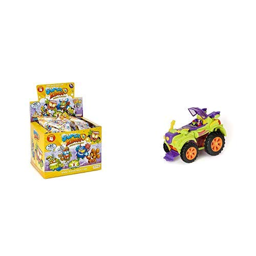SuperZings - Serie 4 - Display de 50 Figuras coleccionables