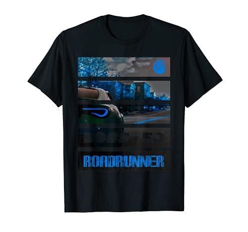 Road Racer Turbo Tuner Tuning Car Ilustración Boost Camiseta