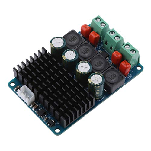 Fantastic Deal! Dual Channel Stereo Digital Amplifier Board Amp 100W+100W Output TPA3116