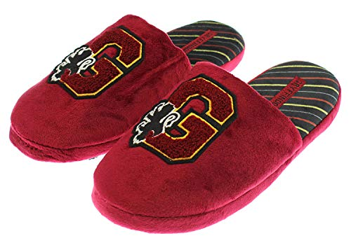 Harry Potter Hogwarts House Adult Gryffindor Slippers Shoes Fuzzy Soft (MD 7/8) - http://coolthings.us