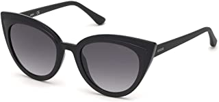 Guess womens black with grey sunglasses GU7628S 01B