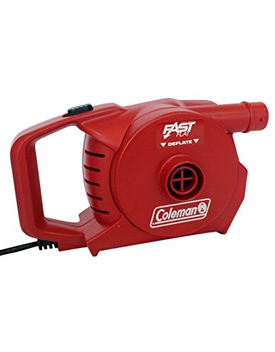 Coleman UK Quickpump - Red, 230 V