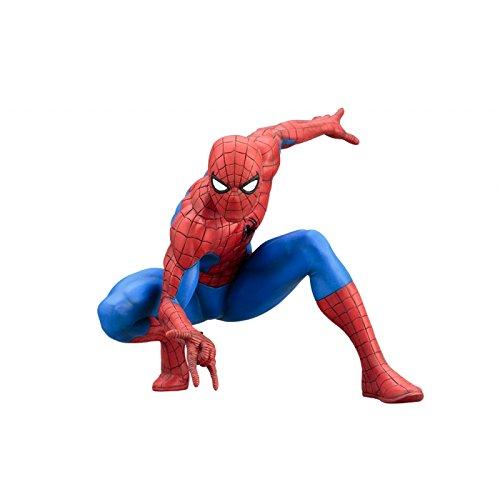 Kotobukiya kmk204Maßstab 1: 10The Amazing Spider Man ARTFX Plus Statue