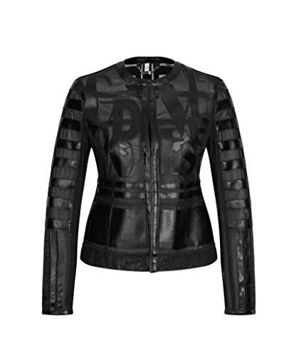 Sportalm Damen Jacke Größe 38 EU Schwarz (schwarz)