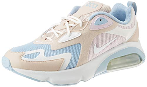 Nike Air MAX 204, Zapatillas Deportivas Mujer, Multicolor (Barely Rose Fossil Stone Light Armoury Blue Summit White), 38.5 EU