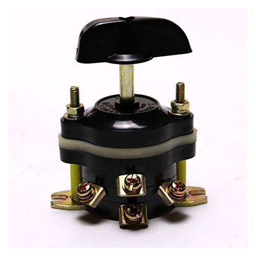 XIAOFANG 12V / 36V / 48V Cepille hacia adelante Interruptor de Reverso Interruptor de Encendido/Apagado Fit for 500W 800W 1000W Motor eléctrico de Kart Scooter ATV Quad 4 Wheeler