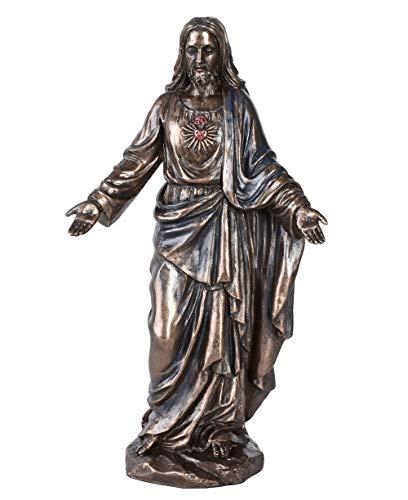 Heiligenfigur Jesus von Nazaret Jesusfigur Sakrale Skulptur WU76255A4 Palazzo Exclusiv